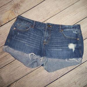 Aeropostale Denim Shorts 9/10